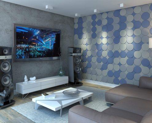 ABSORB 48D Arithmetic Design Extraordinary 2D Interior Design Property